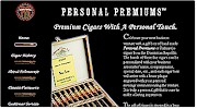 Personal Premiums Cigars